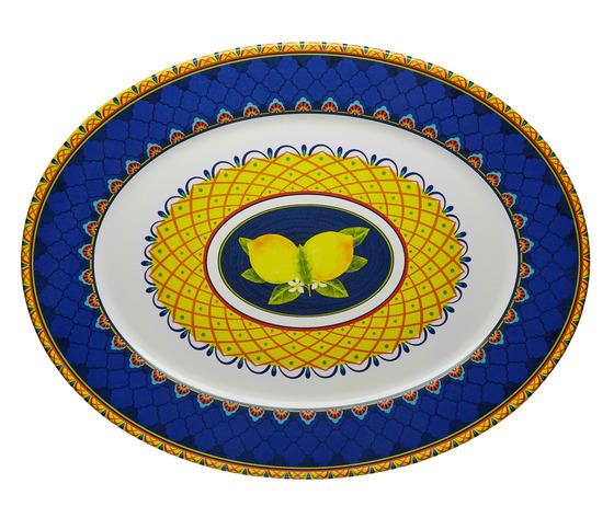 vassoio ovale grande Amalfi