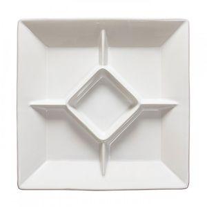 Antipastiera quadrata COOK & HOST cm. 33