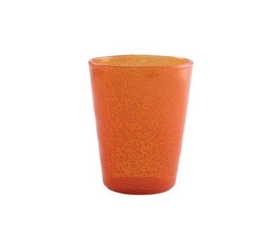 Bicchiere Synth orange
