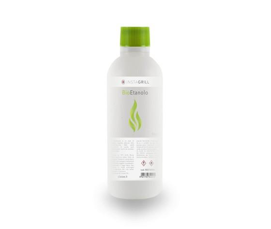 Accendifuoco ecologico inodore | BioEtanolo Vegetale L. 0,5