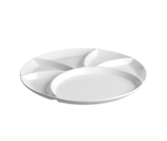Piatto fondue/party Convivio cm.26