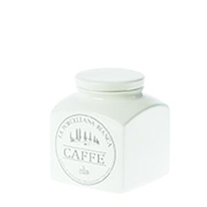 Barattolo porcellana Conserva  0,5 L. Caffè