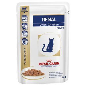 CAT RENAL CHICKEN 12x85G