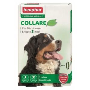Beaphar protezione naturale collare cane grande 80 cm