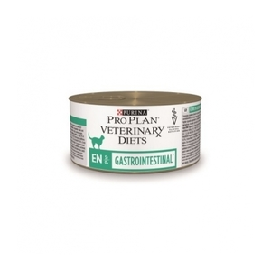 PURINA PRO PLAN VETERINARY DIETS Feline EN St/Ox Gastrointestinal Mousse Gatto alimento completo dietetico 195gr
