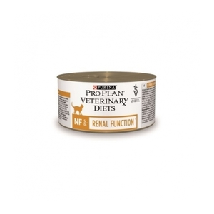 PURINA PRO PLAN VETERINARY DIETS Feline NF Renal Function Mousse Gatto alimento completo dietetico 195gr