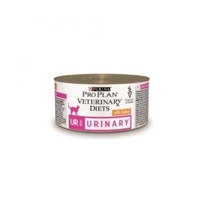 PURINA PRO PLAN VETERINARY DIETS Feline UR StOx Urinary con Tacchino Mousse Gatto alimento completo dietetico 195gr