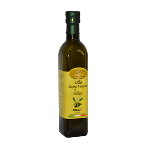 Olio Extravergine di Oliva in bottiglia da 0,5 L