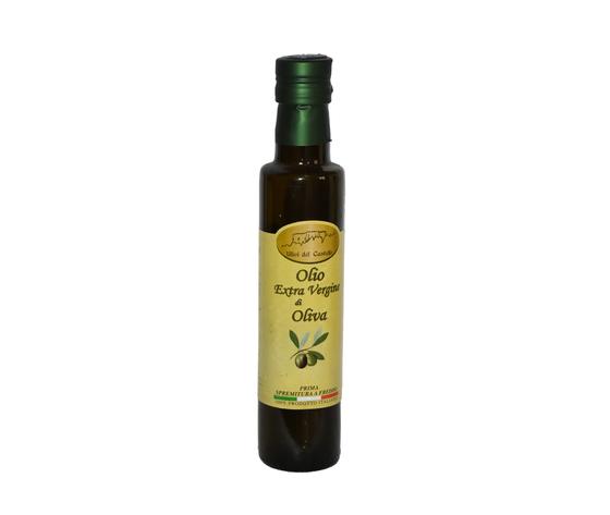 Olio Extravergine di Oliva in bottiglia da 0,25 L