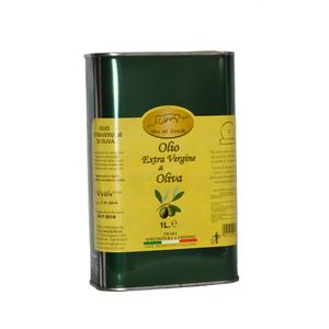 Olio Extravergine di Oliva in latta da 1 L