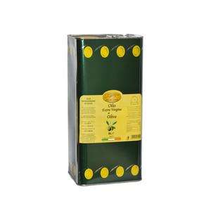 Olio Extravergine di Oliva in latta da 5 L