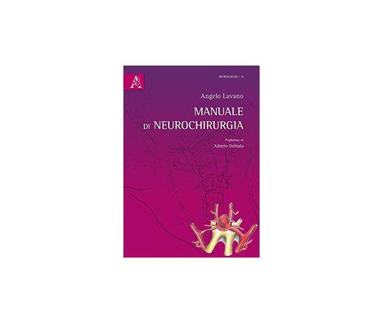 Lavano - Manuale di neurochirurgia