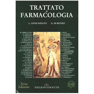 Annunziato, Di Renzo - Trattato di Farmacologia 3 edizione