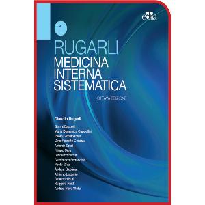 Claudio Rugarli Medicina interna sistematica 8 ed. (due volumi indivisibili)