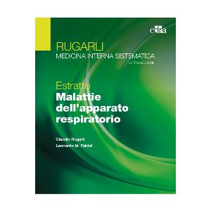 Rugarli Medicina interna sistematica - Estratto Malattie dell' apparato respiratorio vii EDIZ.
