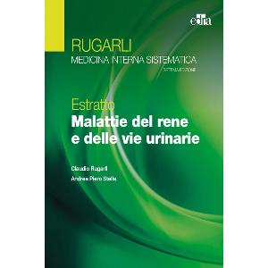 Rugarli Medicina interna sistematica - Estratto Malattie del rene e delle vie urinarie vii EDIZ.