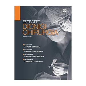 DIONIGI ESTRATTO CHIRURGIA VI ED