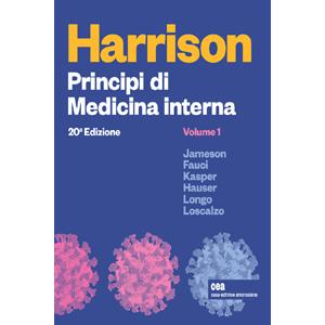 Harrison 2021 - Principi di Medicina Interna XX ediz con ebook gratuito