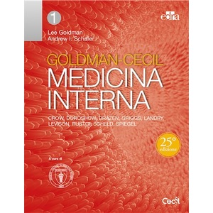 Goldman Cecil – Medicina Interna – 25a Edizione + Omaggio