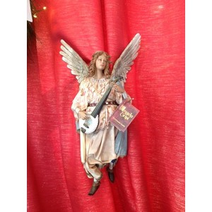 ANGELO CON MANDOLINO - ANGELA TRIPI