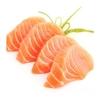 Ss83.sashimi sake salmone crudo 12pz