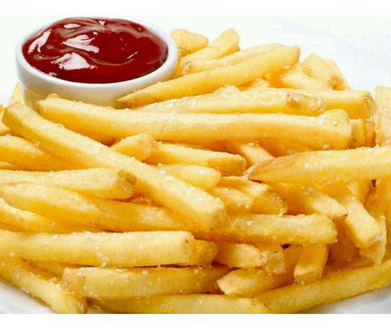 186.PATATE FRITTE