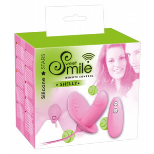 SMILE SHELLY CONCHIGLIA STRAP PUNTOG CLITORIDE