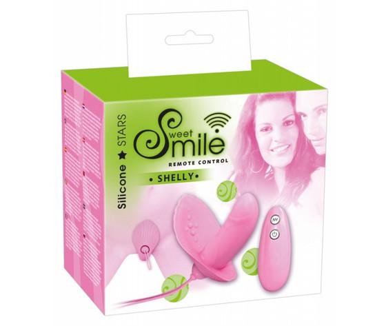 SMILE SHELLY CONCHIGLIA STRAP PUNTOG CLITORIDE