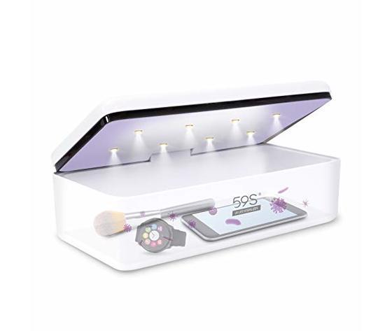 Sterilizzatore UV/LED vaschetta