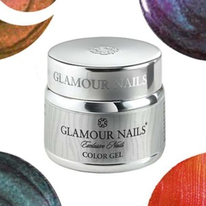 Glamour gel colorato 5ml