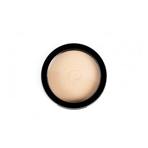 Pressed powder silk ivory