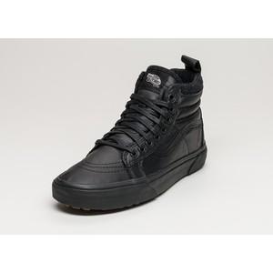 vans sk8-hi mte leather/black
