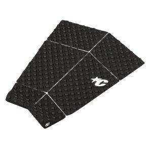 creature pad longboard black