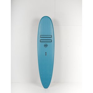 Indio Softboards - STEP UP Steel Blue - 7´6""