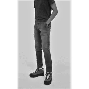 TOMMY JEANS  SCANTON WASHED CHINO PANT