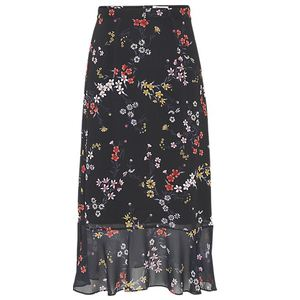 TOMMY JEANS FLORAL SKIRT