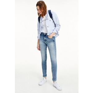 SYLVIA  STRETCH DENIM  TOMMY JEANS HIGH WAIST