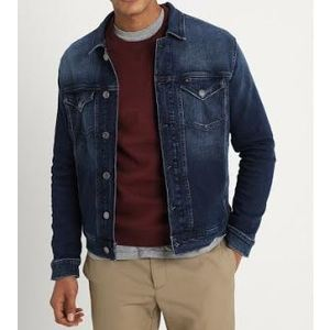 TOMMY JEANS REGULAR TRUCKER JACKET CLWDKB