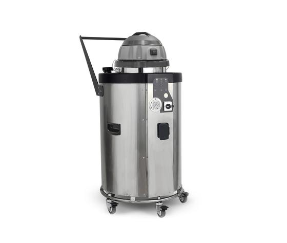 Pulitore a vapore aspiratore professionale