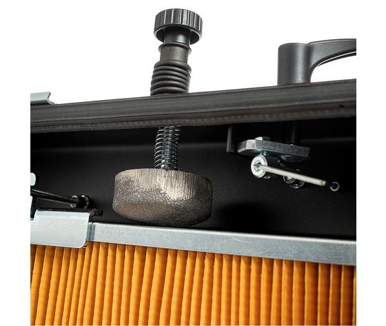 Manual filter shaker 2