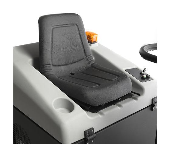 Adjustable and ergonomic seat