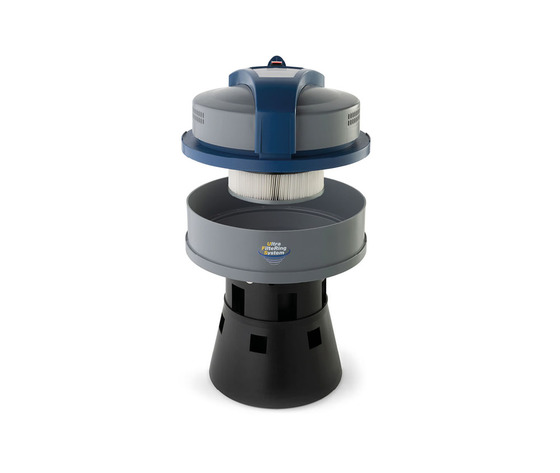 Aspiratore solidi liquidi power wd 50 p accessori 2