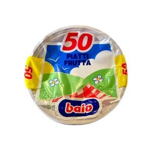 Piatti Frutta confezione 50 pz (44 pezzi)