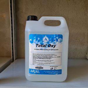 Igienizzante pronto uso a base di ossigeno attivo TOTAL OXY 5Kg (4 pezzi)