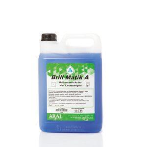 Brillantante neutralizzante a schiuma frenata BRILL MATIK A 5 Kg (4pezzi)