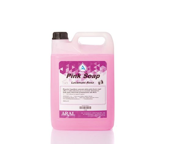 Pinksoap lavamani aral   san17
