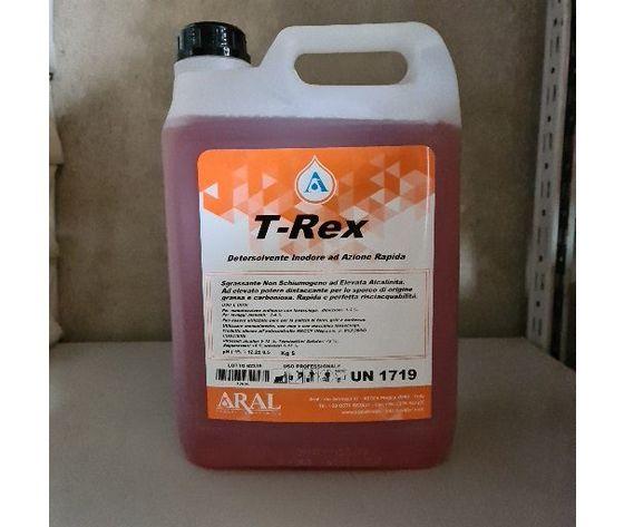 T rex   san19