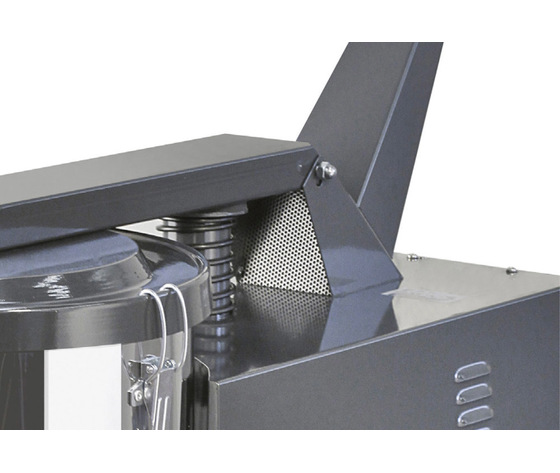 Aspiratore industriale solidi liquidi trifase t22 380v 2