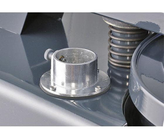 Aspiratore industriale solido liquido trifase t 54 hp 5 5 380v 2