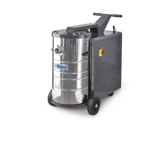 Aspiratore industriale solido liquido trifase t 54 hp 5 5 380v